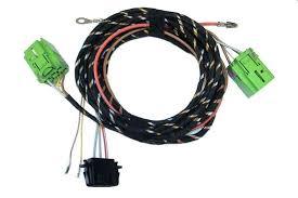 bks tuning wiring harness heated seats audi tt 8j