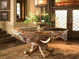 round entrance tables round foyer entry tables round foyer entry tables manor foyer round table entryway