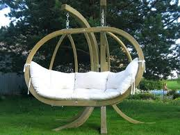 hanging chair garden furniture. amazonas outdoor double hanging garden chair globo royal natura with stand furniture s