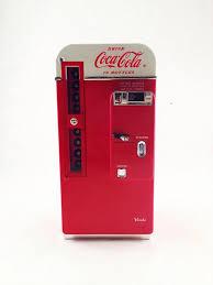 Vending Machine Piggy Bank Best Vintage RARE 48 CocaCola Singing Vending Machine Bank By Vendo