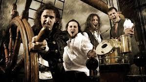 Alestorm: Play Metal Like A Pirate Day : NPR