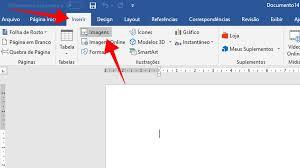 Moldura Para Word Baixar Como Escrever Em Cima De Uma Imagem No Word Produtividade
