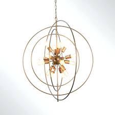 brushed nickel orb chandelier orb chandelier brushed nickel orb light