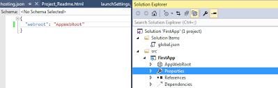 How to rename wwwroot folder in ASP.NET Core 1.0