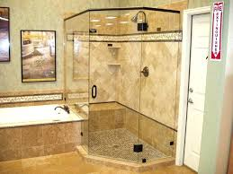 cost to install shower glass shower door cost estimate bathrooms cost to install frameless glass shower