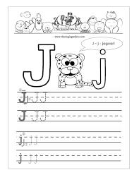 Printablesheets For Kindergarten Writing Alphabet Practice Pdf ...
