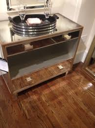 wood and mirrored furniture. mirrored table tablemirrored furniture wood and o