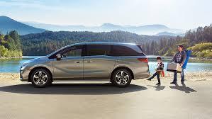 2018 Honda Odyssey  I