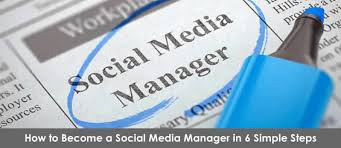 how to become a social media manager how to become a social media manager in 6 simple steps hire a