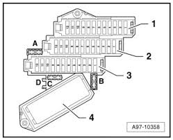 audi q7 fuse box diagram audi wiring diagram instructions