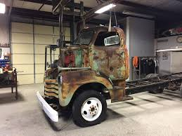 Mid Engine Chevy COE- DT466