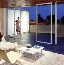 nanawall individual panel sliding glass door system architect doors windows nanawall