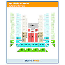 Royal Farms Arena Seating Chart Disney On Ice Royal Farms Arena Baltimore Event Venue Information Get