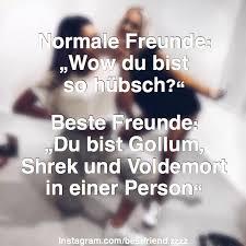 Ich Liebe Dich Beste Freundin Tumblr Zitate Freundschaft