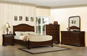Louis Bedroom Furniture Austin Group Big Louis Transitional Dark Cherry Framed Dresser