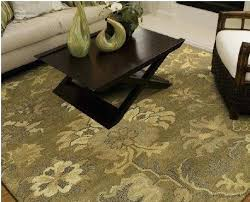 tone on area rug hand made wool transitional earth textured rugs