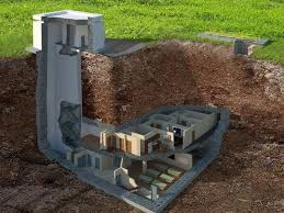 Nuclear Silo For Sale Georgia Nuclear Bunker Takes Mole Life To Luxury Levels Curbed
