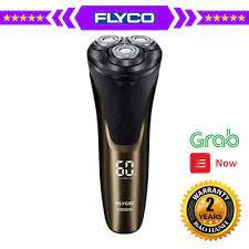 Review [new 2021] máy cạo râu flyco 3 lưỡi kép thân máy kháng nước sạc  nhanh 1 giờ fs198vn hàng chính hãng ak hph hp home