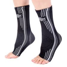 Doc Miller Size Chart Top 5 Ankle Braces For Torn Ligaments Buyers Guide Review