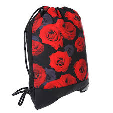 Купить <b>сумку Cayler</b> And Sons Roses Gym Bag Red Roses/Black ...