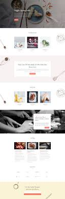 Recipe Page Layout Get A Tasteful Free Food Recipes Layout Pack For Divi Elegant