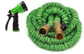 expanding garden hose. Amazon.com : GrowGreen Expandable \u0026 Strongest Garden Hose With All Heavy Brass Connectors, 50\u0027 Outdoor Expanding 2