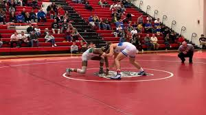 152 lbs FINAL GIT Derek Fields, Brunswick vs Tyler Lillard, Aurora - YouTube