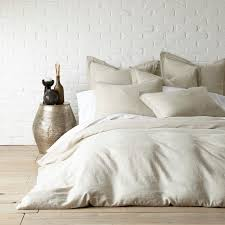 Washed Linen Duvet Cover | Zola &  Adamdwight.com