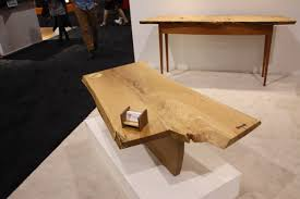 vendyres live edge coffee table