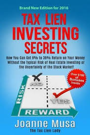 tax lien investing booktopia tax lien investing secrets how you can get 8 to 36