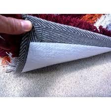 about this anti slip rug underlay