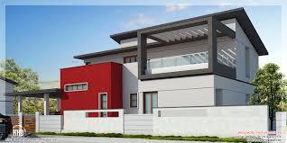 2000 sq feet modern contemporary villa house design plans