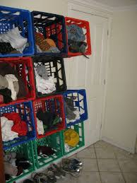 milk crate storage. Simple Crate Picture Of Milk Crate Clothing Storage  Intended A