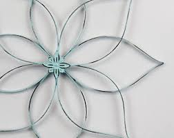 on metal wall art shabby chic with wrought iron wall art etsy