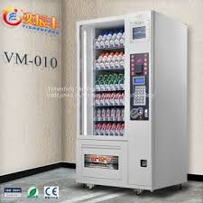 Refrigerated Vending Machine Enchanting YCFVM48 Cold Drinks Vending Machines For Saleautomat Food Vending