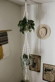 Double Macrame Plant Hanger; Double Macrame Plant Hanger ...