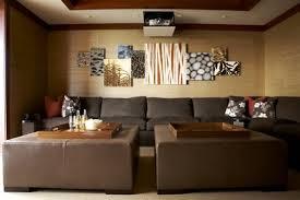home theater room planning ideas beautiful home theater designs with sofa cushions table wooden wall
