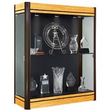 contemporary display cases