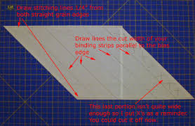 Quilt Binding Instructions / How to Make Continous Bias Binding & Mark sewing and cutting lines Adamdwight.com