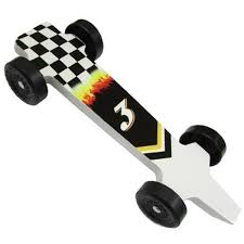 Pinewood Derby Cars Designs Challenger Car Kit