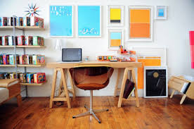 decorating office space. Interesting Home Office Decorating Ideas For Effective Workspace | 4 Homes Space S