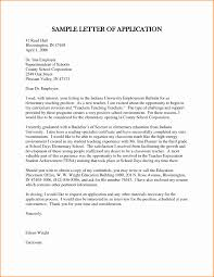 Sample Cover Letter Teacher Best Of 100 Sample Cover Letters For