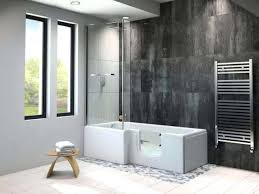 how to make an access panel for bathtub walk in shower bath easy access bath including