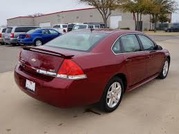 For sale $13,998 - 2011 Chevrolet Impala LT with leather and just ...