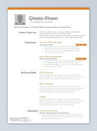 Wordpad Resume Template template Resume Template For Word Wordpad Download Free Resume 51