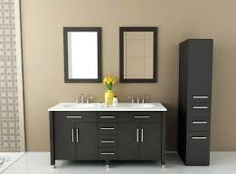 modern bathroom storage cabinets. Contemporary Bathroom Furniture Double Sink Modern Vanity Cabinet Cabinets . Storage