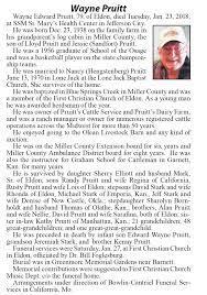 Wayne Pruitt – The Leader Statesman