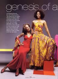 Furniture   Fashion, African american models, Fashion magazine