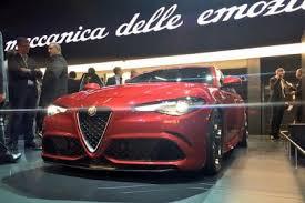 alfa romeo new car releasesNew Alfa Romeo Giulia 2016 Full details and pics  Auto Express