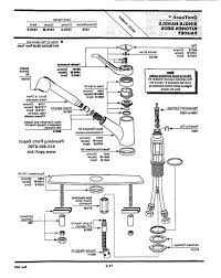 Pfister Kitchen Faucet Repair Pfister Kitchen Faucet Parts Diagram House Decor